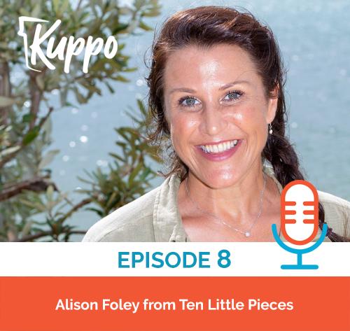Ten Little Pieces – Alison Foley