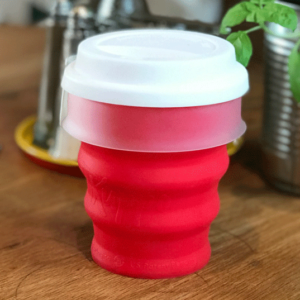 Kuppo the eco 100% plastic-free cup